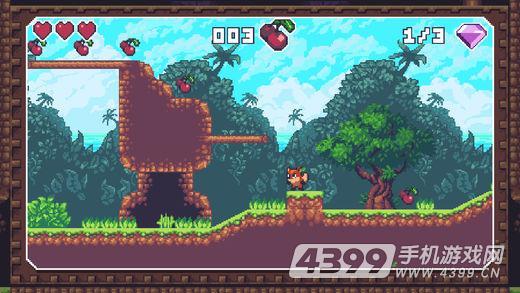 狐狸岛游戏截图
