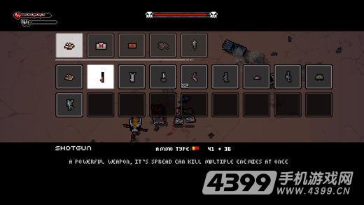 灰烬世界游戏截图