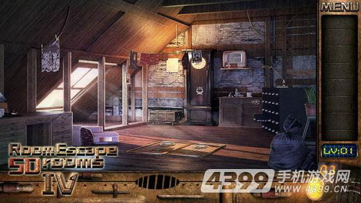 密室逃脱:越狱100个房间之四游戏截图