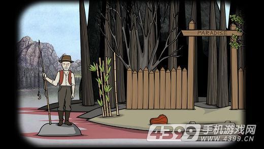 锈湖:天堂岛游戏截图