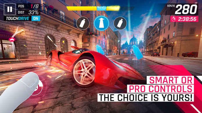 狂野飙车9:传奇游戏截图