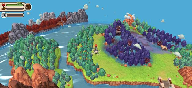 进化之地2游戏截图