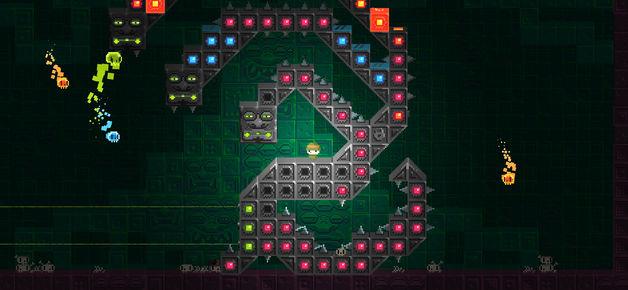 尖峰寺庙传说游戏截图
