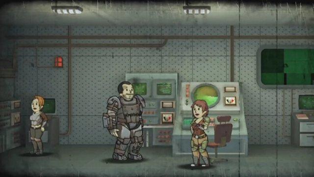 辐射避难所OL游戏玩法介绍
