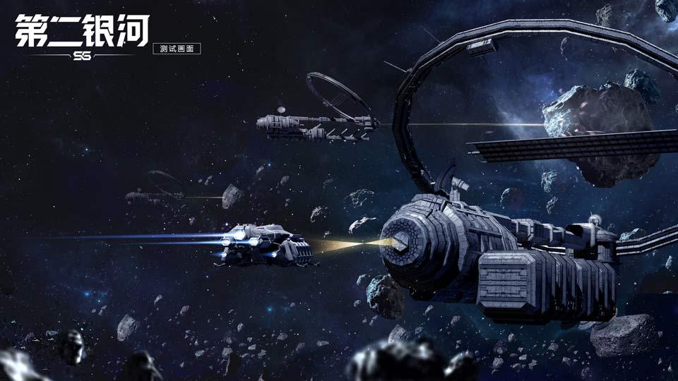 星球大战—第二银河战斗试玩