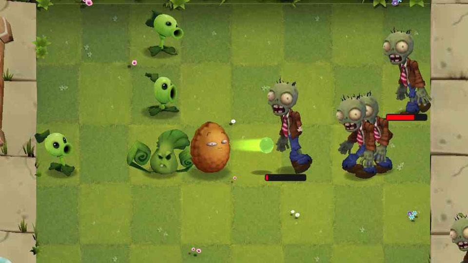植物大战僵尸3试玩测试曝光