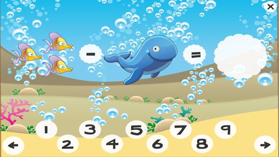 海洋动物的数学游戏