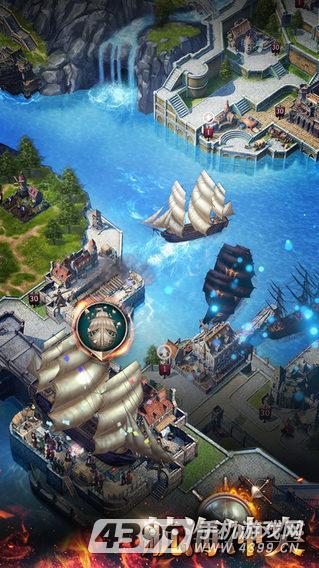 航海冲突游戏截图