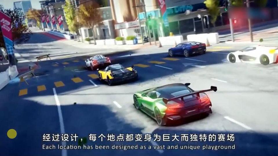 狂野飙车9研发视频 游戏玩法介绍
