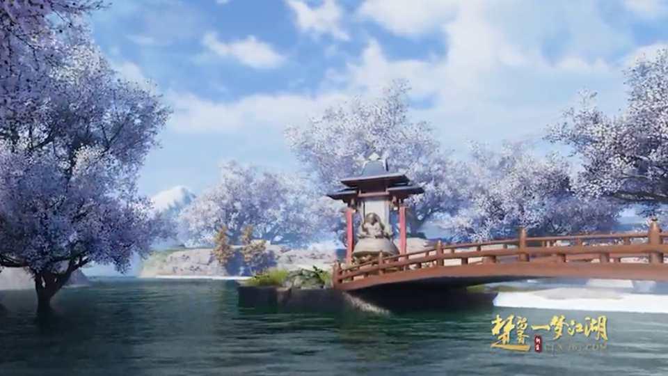 一梦江湖全新美术建模初见