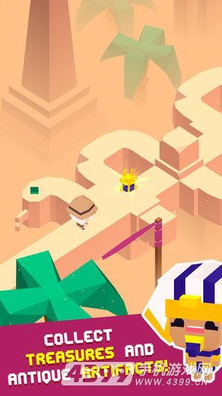 废墟之前游戏截图