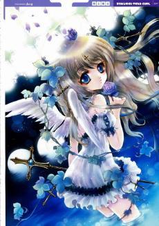 守护甜心之梦镜 给花就更图片