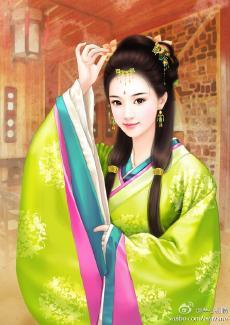 皇上深爱的女子皇上清除前朝逆党时为救皇上身亡   皇上{自高清图片