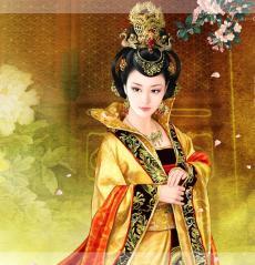 已故懿尊皇后:皇上深爱的女子皇上清除前朝逆党时为救皇上高清图片