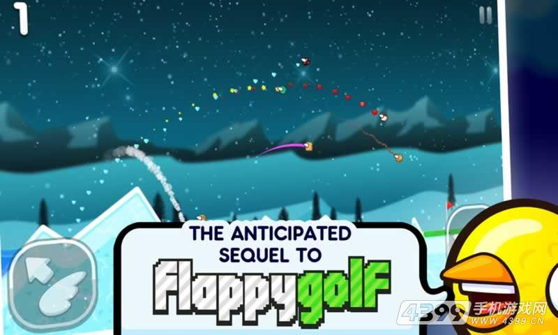 疯狂高尔夫2游戏截图