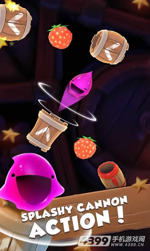 果冻桶爆炸游戏截图
