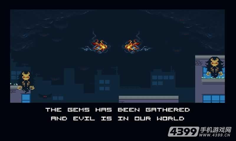 恶魔猎人游戏截图
