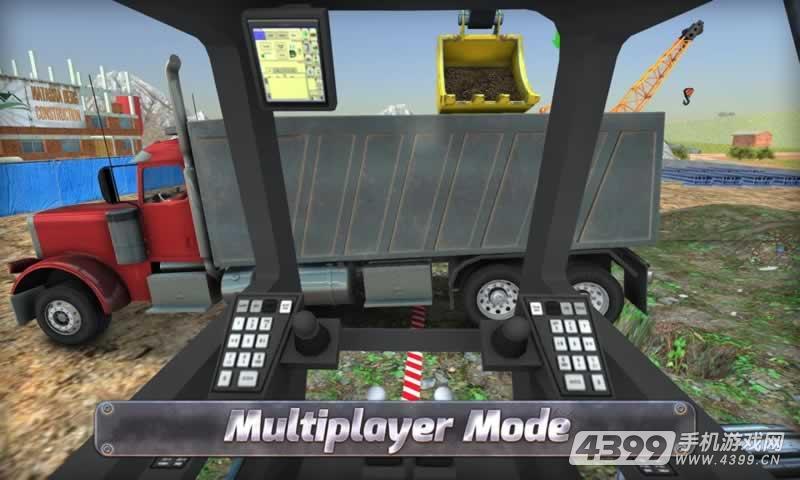 极限卡车模拟器游戏截图