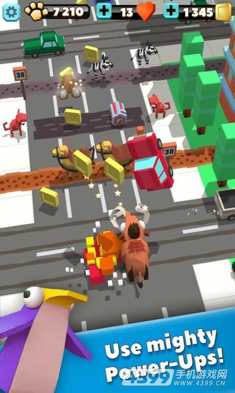 动物大逃亡游戏截图