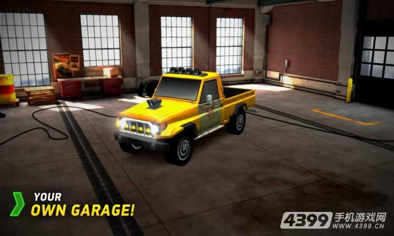 疯狂停车场2游戏截图