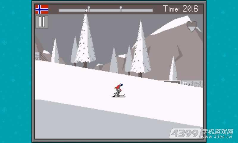 复古:冬季运动1986游戏截图
