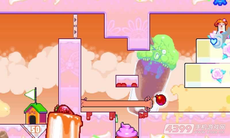 愚蠢的腊肠犬:狗狗甜点游戏截图