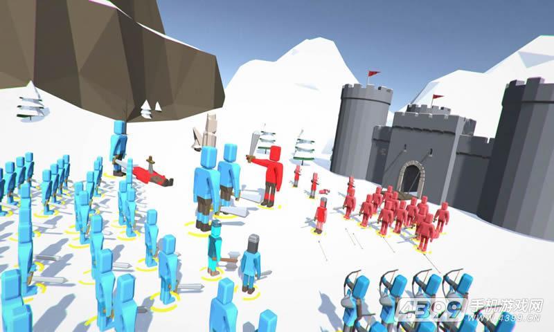 古代战争模拟器游戏截图