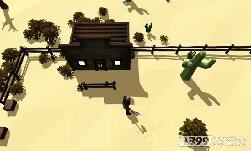 僵尸世界生存游戏截图