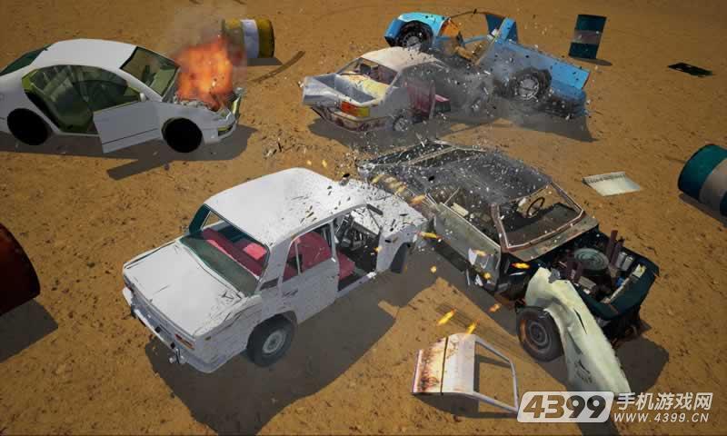 德比破坏模拟器游戏截图