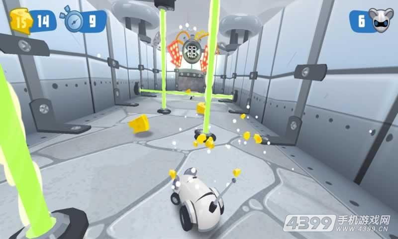 机器老鼠游戏截图