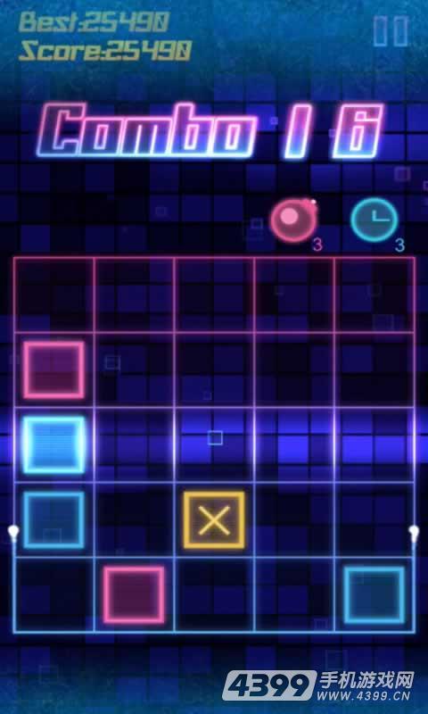 爆裂红蓝游戏截图