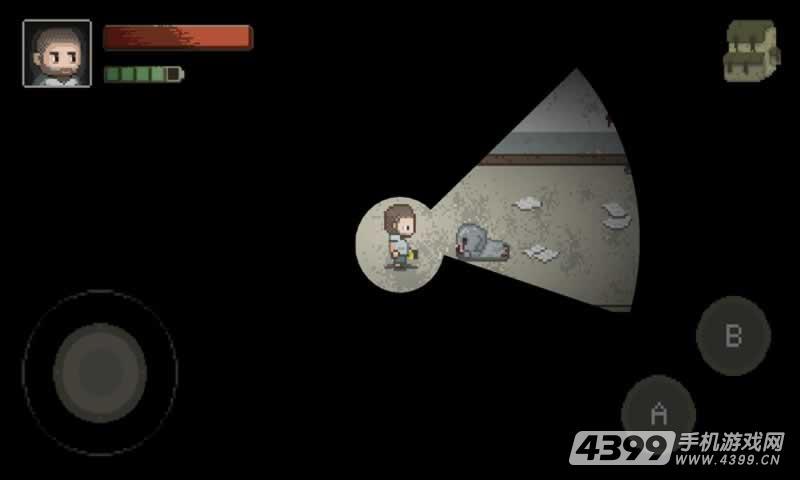 孤独的光游戏截图