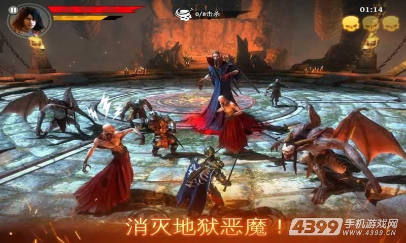 铁血刺客:中世纪传奇游戏截图
