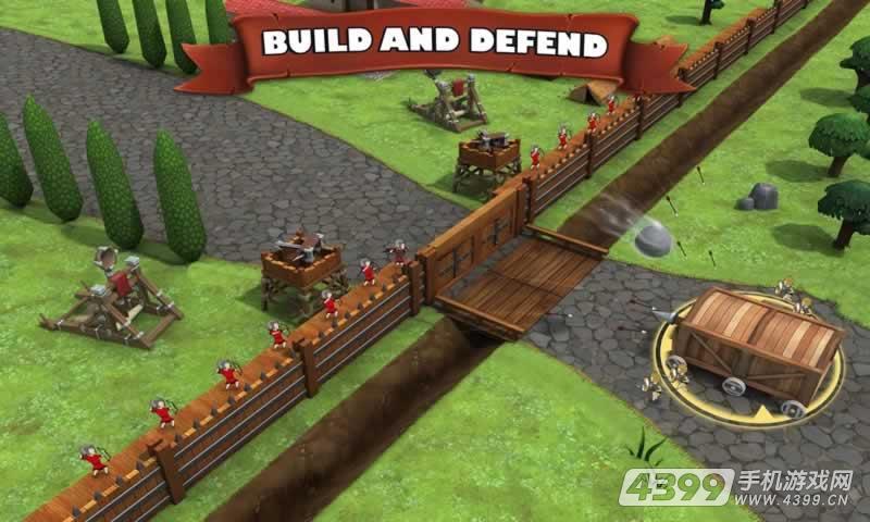 成长帝国:罗马游戏截图