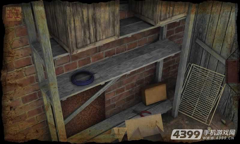 地堡:逃出房间游戏截图