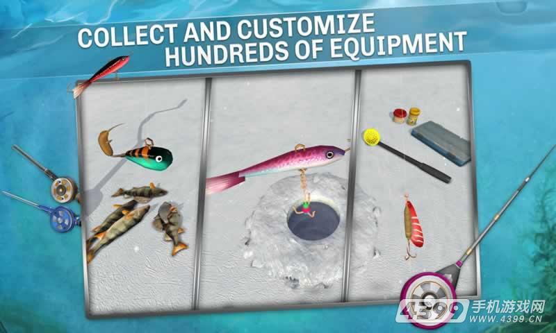冰湖游戏截图