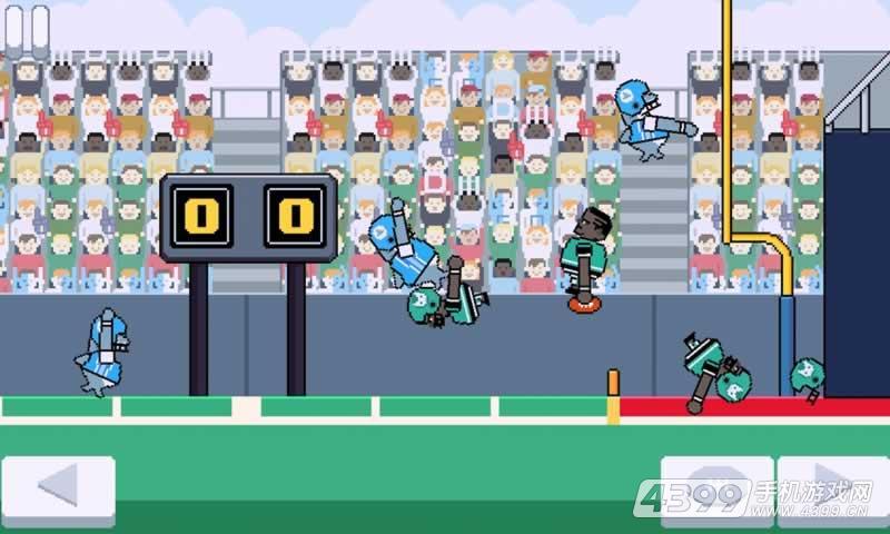 基情橄榄球游戏截图
