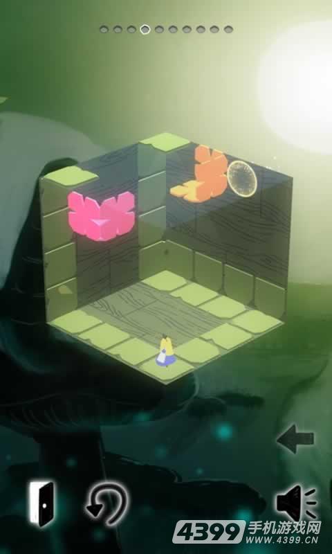 盒中爱丽丝游戏截图