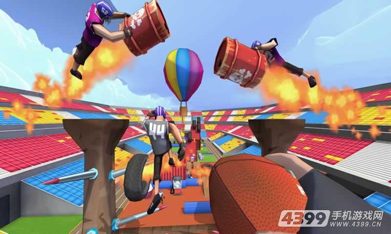 疯狂大冲撞2游戏截图