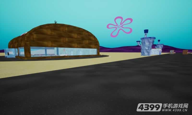 海绵宝宝3D游戏截图