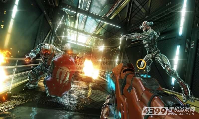 暗影之枪:传奇游戏截图