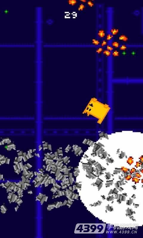 盒子猫冲撞游戏截图