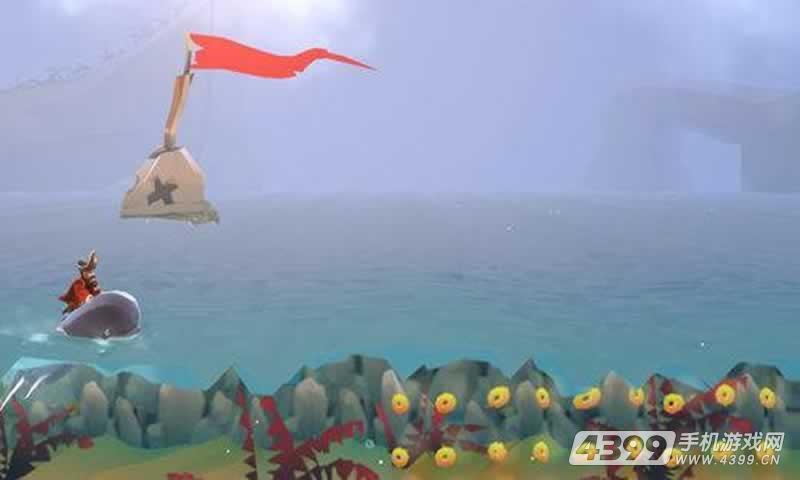 鲸鱼快跑游戏截图