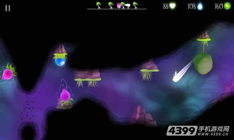 芙罗拉与黑暗游戏截图