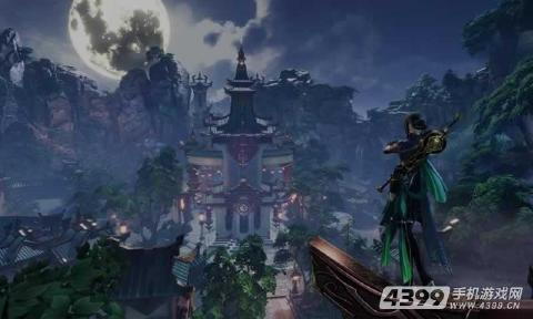 剑侠情缘2:剑歌行游戏截图