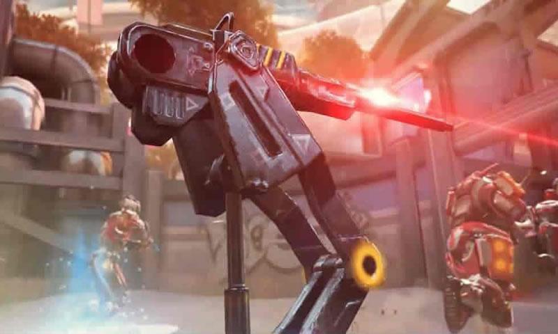 暗影之枪:战争游戏游戏截图