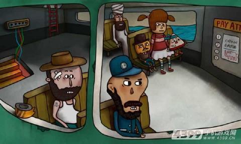 迷失岛2游戏截图