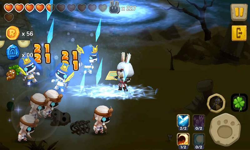 渣兔三秒钟游戏截图