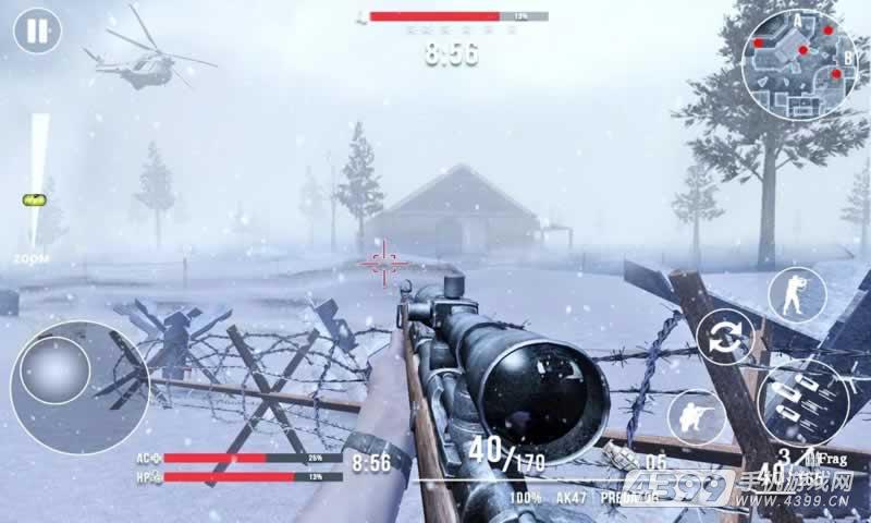 二战狙击手召唤游戏截图
