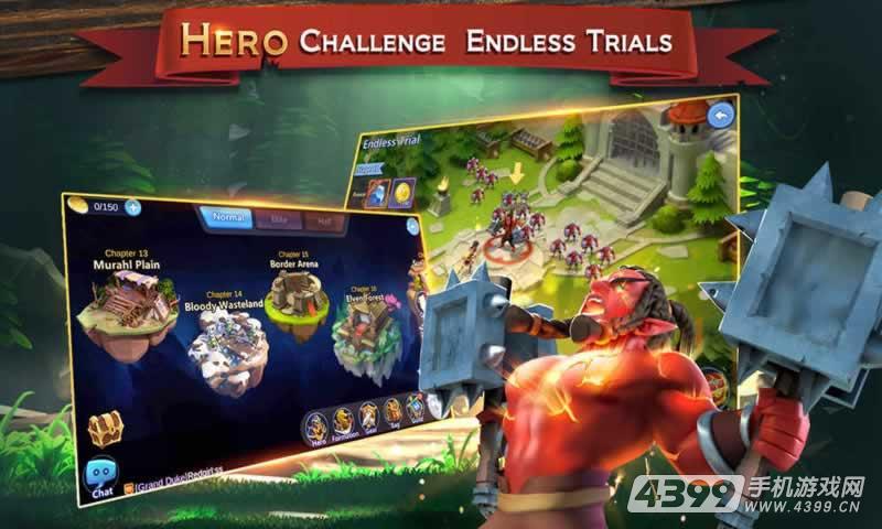 盖世英雄游戏截图